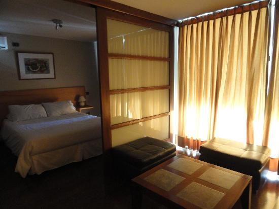 Norus Apartments Bellavista: quarto