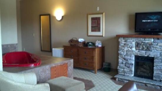 LaQuinta Inn & Suites Boone: suite