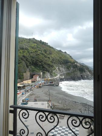 Hotel Pasquale: Our view
