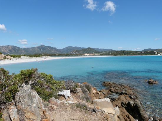 Area Marina Protetta Capo Carbonara : Beach