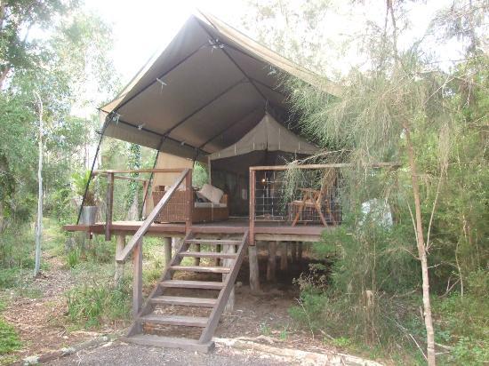 Paperbark Camp: Kookaburra Suite