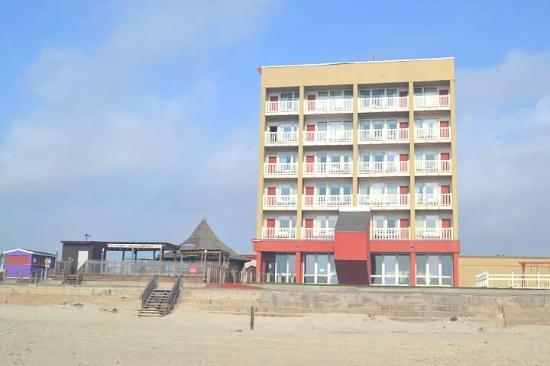 Holiday Inn Corpus Christi N Padre Island Excellent Location Right On The