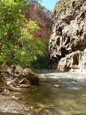 Part of the Narrows