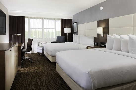DoubleTree by Hilton Columbia: 2 Double Bed Room