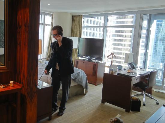 Shangri-La Hotel, Vancouver: Room photo