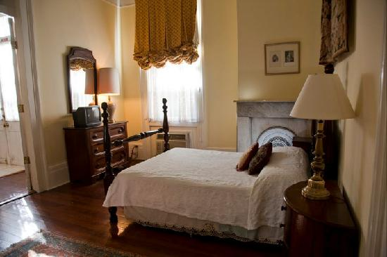 Fairchild House Bed and Breakfast: Standard room - 1 Double bed