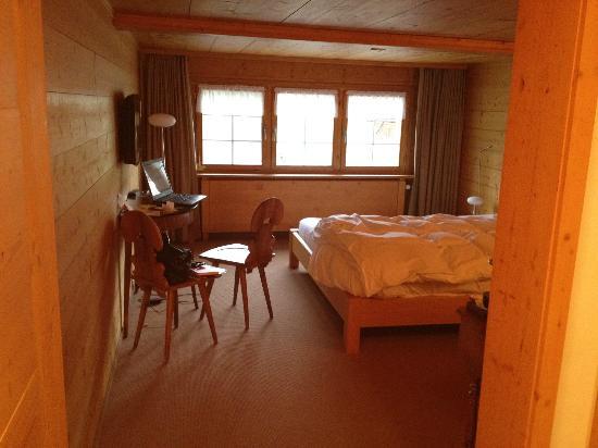 Bären - Das Gästehaus: la chambre