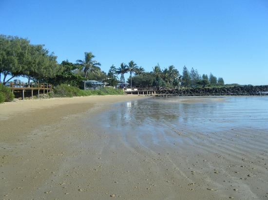 Bargara Blue Resort: Bagarra Beach
