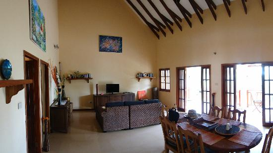 Villas du Voyageur: Large living area