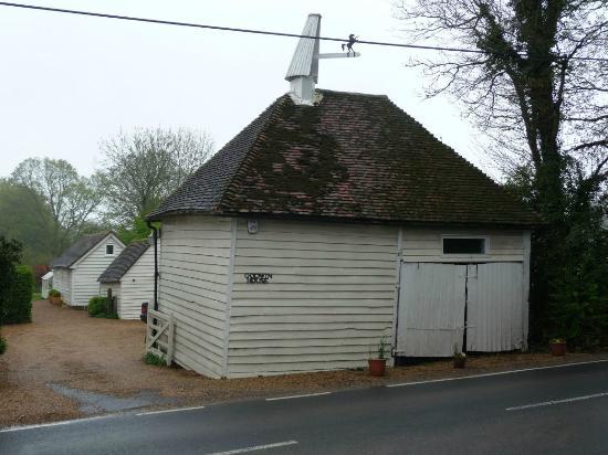 Godwin House: Oast House