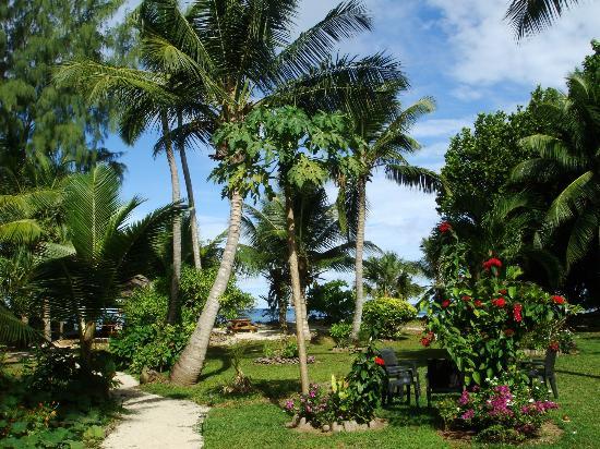 Villas Du Voyageur: Garden