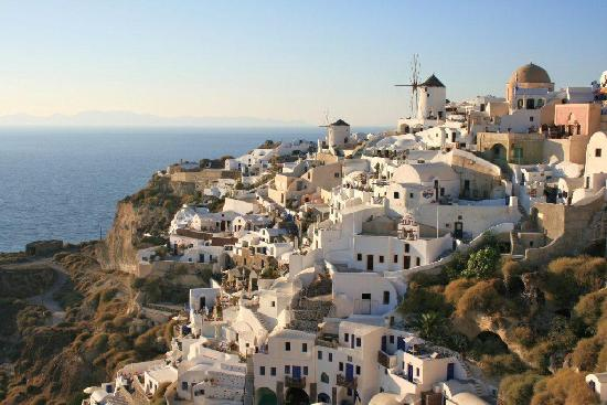 Santorini, Greece: Nice scenery
