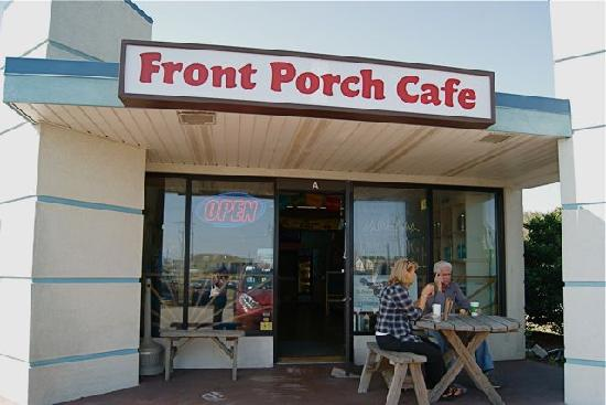 Front Porch Cafe: Located at Milepost 6 in KDH