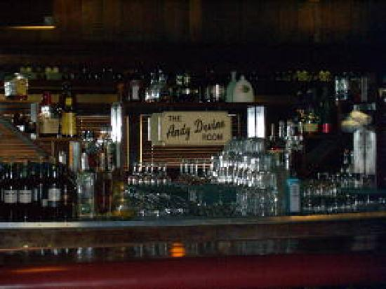 The Captain's Anchorage Restaurant and Bar : Andy Devine Room