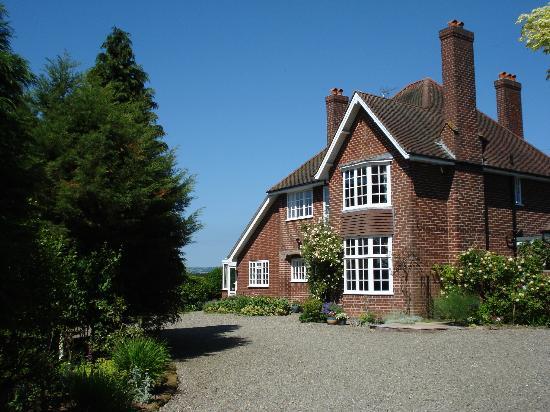 Acorn Place: Main house