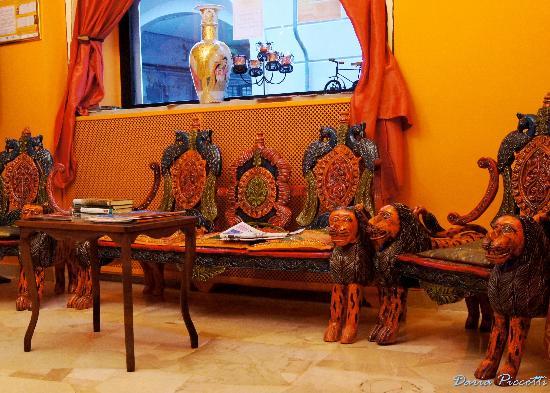 divano indiano - Foto di Swagat Ristorante Indiano ...
