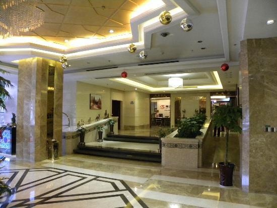 Sunshine Hotel : Lobby