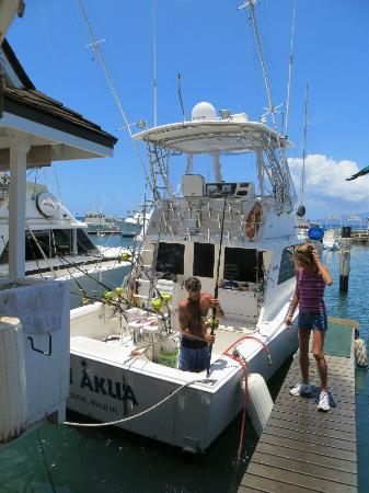 Aerial Sport Fishing Charters: Best boat on the harbor unless you want to drop $3500...