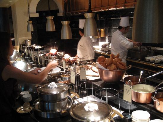 The Dining Room At Grand Hyatt Erawan Bangkok Chefs Work