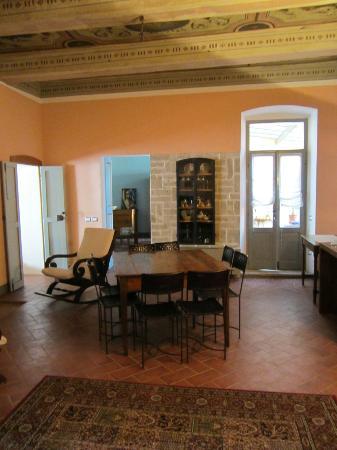 Palazzo delle Signorine: Living Room