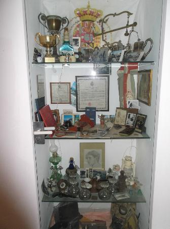 إسبيريا: ...souvenir della famiglia PAGANO