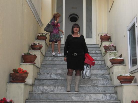 إسبيريا: scalinata