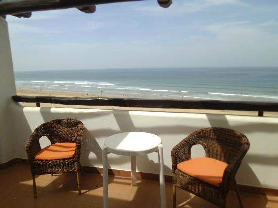 Hotel Riu Tikida Beach: Balcony