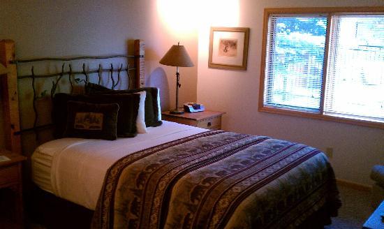 Rams Horn Village Resort: one of the bedrooms