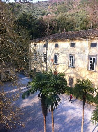 Relais dell'Ussero a Villa di Corliano: The Restaurant