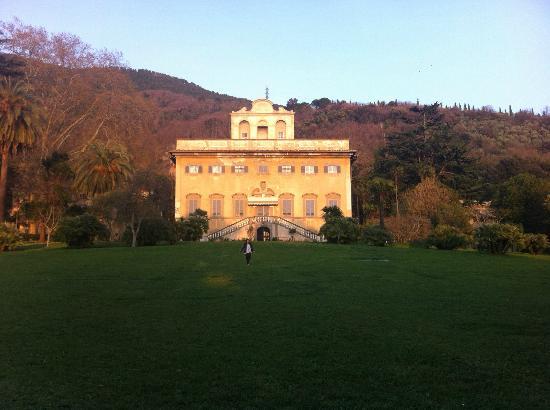 Relais dell'Ussero a Villa di Corliano: The Stunning Villa Di Corliano