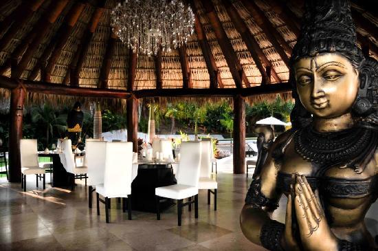 Restaurante La Luna de Shiva