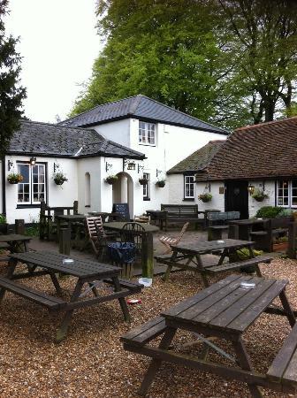 The Pub With No Name AKA The White Horse
