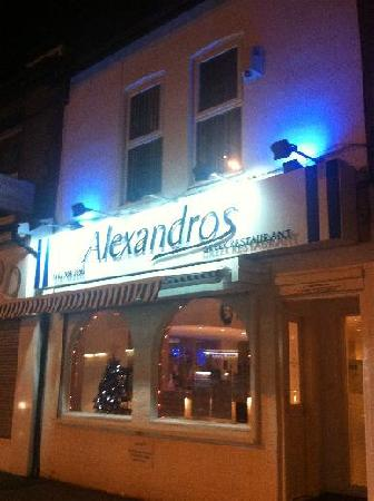 Alexandros Greek Restaurant