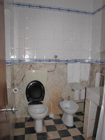 Casa do Parque Hotel: bathroom