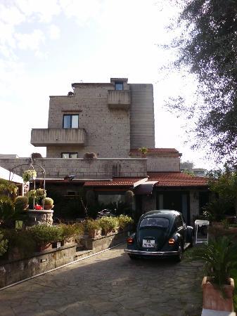 Villa Concetta: exterior