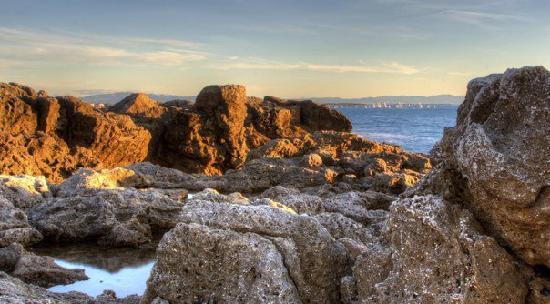 Этрусская Ривьерa Морской курорт Кастильончелло castiglioncello