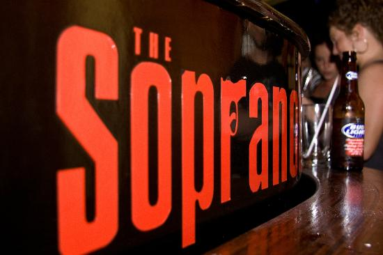 Sopranos Piano Bar : Just Hanging Out!