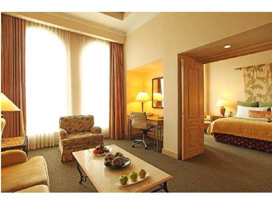 Real InterContinental Tegucigalpa at Multiplaza Mall: Junior Suite