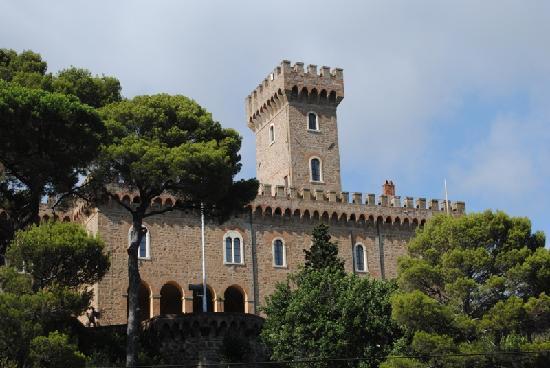 Hotel Leopoldo: Castello Pasquini