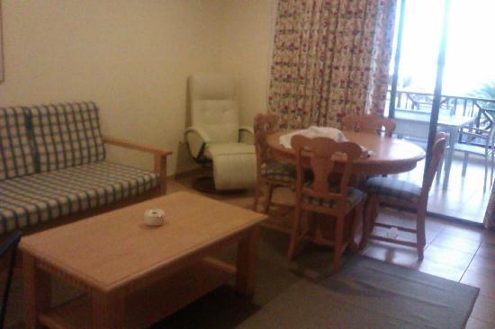 Hotel Vitalclass Lanzarote: salon