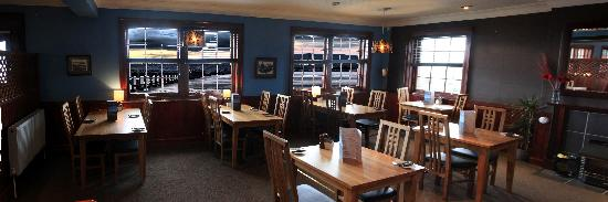 The View Restaurant: the restaurant