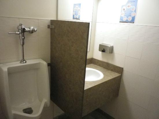 Les Studios Hotel : Basin/Urinal