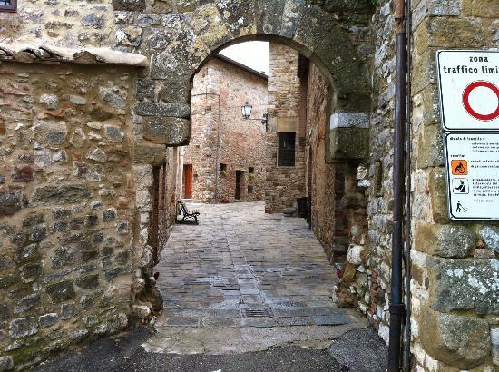 Tours Around Tuscany - Day Tours : Medieval Village