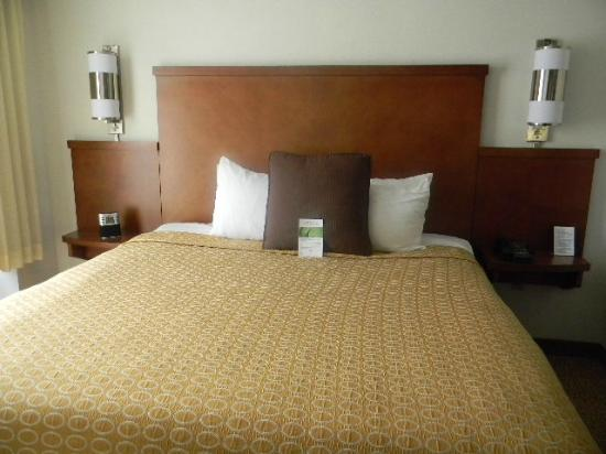 Hyatt Place Bush Intercontinental Airport: King Bed