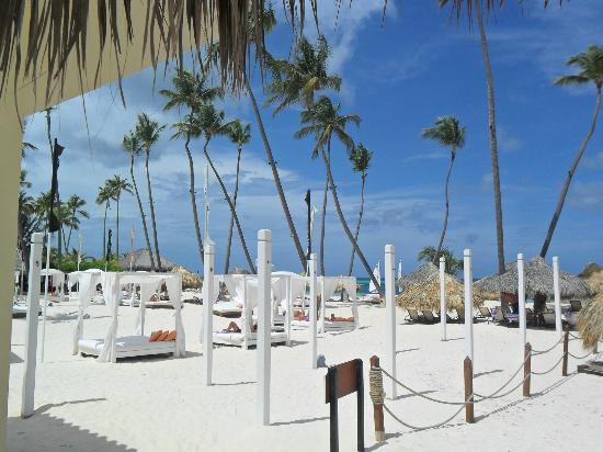 The Reserve at Paradisus Palma Real: Gabi Beach!