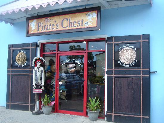‪The Pirates Chest‬