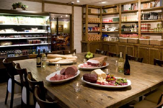 Michael Anthony's Cucina Italiana : The Market @ Michael Anthony's - There's always something new to see and taste!