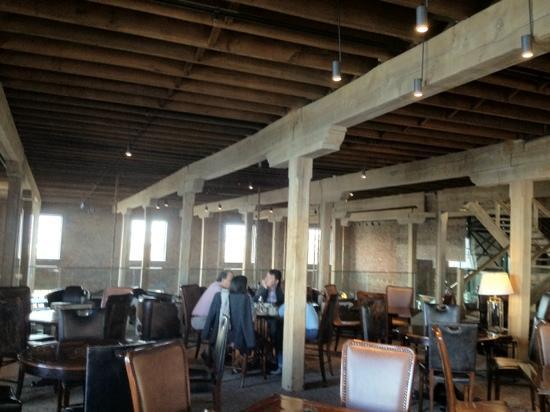 The Singular Patagonia Restaurant: the singular