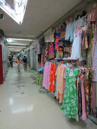 Shopping in Tutuban Mall