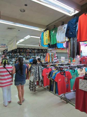 Tutuban Mall: A good range of clothing